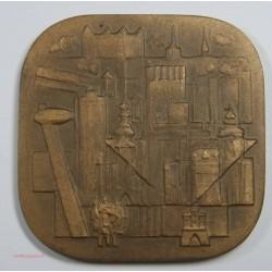 Médaille Tchèque, iiw iis, CSSR 1979
