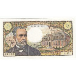 5 Francs PASTEUR 1966 SPL Fayette: 61.1