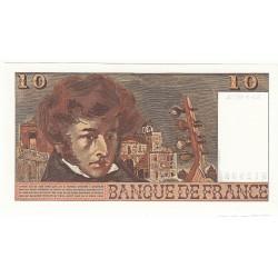 10 Francs BERLIOZ 03-03-1977 NEUF Fayette 63.21