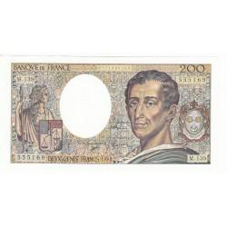 200 Francs MONTESQUIEU 1992 NEUF Fayette 70.12c
