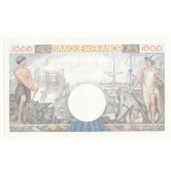 1000 Francs COMMERCE ET INDUSTRIE 24-10-1940 NEUF Fayette 39.1