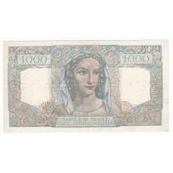 1000 Francs MINERVE ET HERCULE 11-03-1948 Fayette  41.19