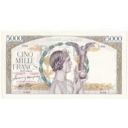 5000 Francs VICTOIRE 08-05-1941 Fayette 46.21