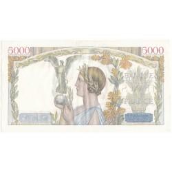 5000 Francs VICTOIRE 10-07-1941 Fayette 46.23