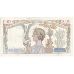 5000 Francs VICTOIRE 02-04-1942 Fayette 46.36