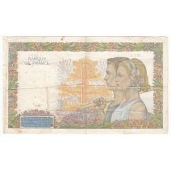 500 Francs LA PAIX 31-10-1940 Fayette 32.8