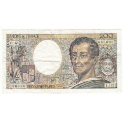 200 Francs MONTESQUIEU 1994 Fayette 71.1 TTB