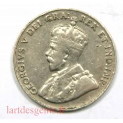 Canada - 5 Cents 1926 near 6 -Georgius V