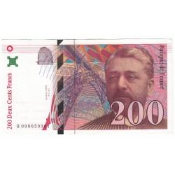 200 Francs EIFFEL 1999