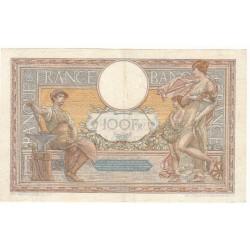 100 Francs LUC OLIVIER MERSON 28-03-1929 Fayette  24.8