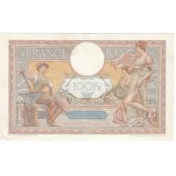 100 Francs LUC OLIVIER MERSON 11-05-1933 Fayette 24-12