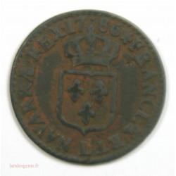 Louis XVI – DEMI SOL 1786 L BAYONNE R2