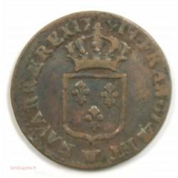 Louis XVI – SOL 1791 W LILLE 1er sem.