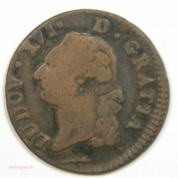 Louis XVI – SOL 1779 PAU