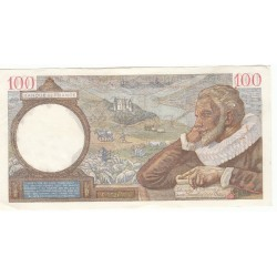 100 Francs SULLY 26-10-1939 SUP  Fayette 26.12