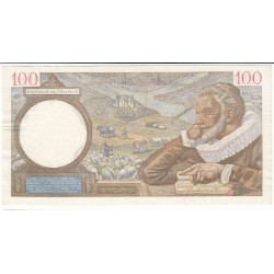 100 Francs SULLY 20-06-1940  SUP  Fayette 26.32