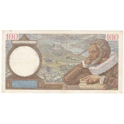100 Francs SULLY 09-01-1941 TTB   Fayette 26.44