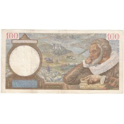 100 FRANCS SULLY 06-02-1941 Fayette 26.46