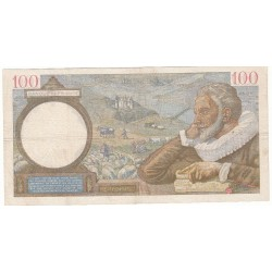 100 FRANCS SULLY 13-03-1941 Fayette 26.48