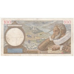 100 FRANCS SULLY 30-04-1941 Fayette 26.51