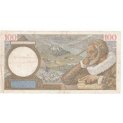 100 FRANCS SULLY 21-05-1941 Fayette 26.52