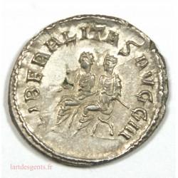 Romaine – Antoninien Philppe II Auguste Sup 249 ap JC