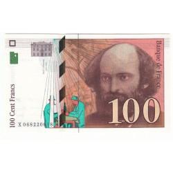 100 FRANCS CEZANNE 1998 NEUF Fayette 74.2