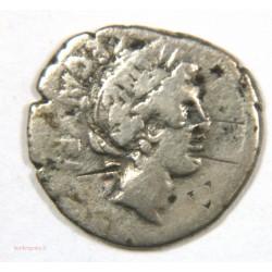République Romaine Quinaire EGNATULEIA - 97 AV JC