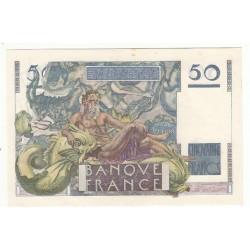 50 FRANCS LE VERRIER  02-10-1947  NEUF  Fayette 20.9