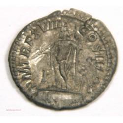 Romaine – Denier SEPTIME SEVERE 210 ap. JC