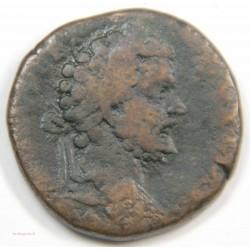 Romaine – Sesterce SEPTIME SEVERE 195 ap. JC