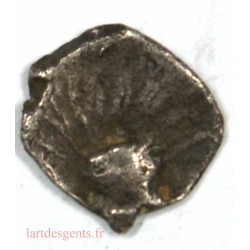 SALYENS – Obole au soleil  tête masculine– 150-50 av. J.C