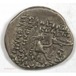 Royaume de Parthe – Drachme PHRAATES IV – 38-3av jc