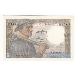 10 FRANCS MINEUR 30-10-1947 SPL Fayette 8.18