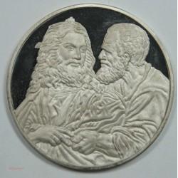 Médaille Argent – TIZIANO VECELLIO DIT LE TITIEN