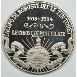 Médaille Argent – JACOPO DI ROBUSTI DIT LE TINTORET