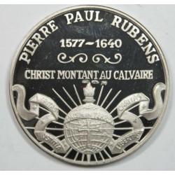 Médaille Argent – PIERRE PAUL RUBENS – CHRIST MONTANT AU CALVAIRE
