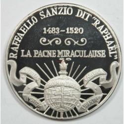 Médaille Argent – RAFFAELLO SANZIO DI RAPHAEL