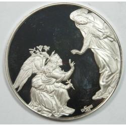 Médaille Argent – SANDRO BOTTICELLI – L' ANNONCIATION