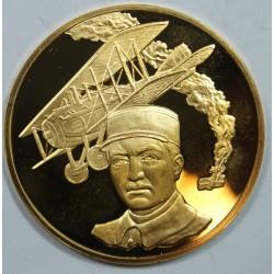 Médaille Vermeil – CAPITAINE RENE FONCK – 1894-1953