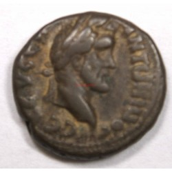 ALEXANDRIE TETRADRACHME ANTONIN LE PIEUX 138-161 AP JC