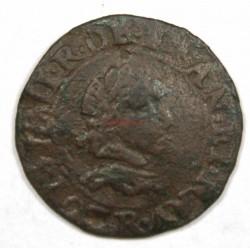 Double Tournois – Louis XIII 1626 Villeneuve les Avignons -R4