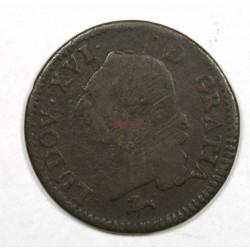Sol à l' ECU de LOUIS XV 1783 R ORLEANS