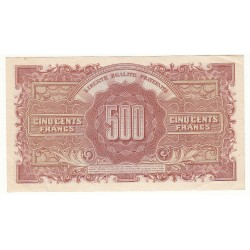 500 FRANCS MARIANNE 1945 SUP+  Fayette VF11.1