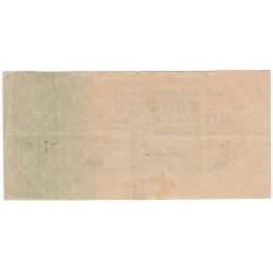 50 Milliarden Mark 10 Octobre 1923 TTB Ros 117