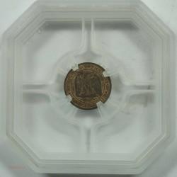 1 Centime 1854 A Napoléon III SUP+ MS 61