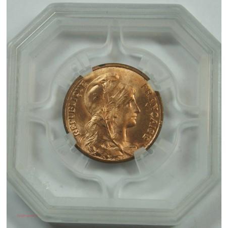 Daniel DUPUIS - 5 Centimes 1902 SPL