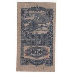 AUTRICHE 10 SCHILLING 1945