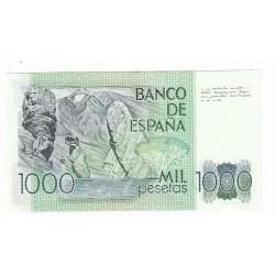 ESPAGNE 1000 PESETAS 1979