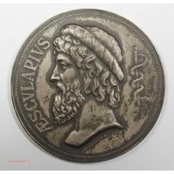 Médaille Lauréat Faculté de Médecine de Paris - Argent - Monnaie de Paris